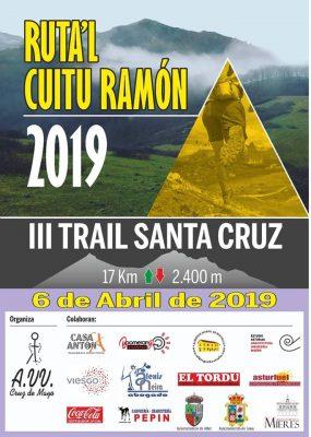 Trail Santa Cruz - Ruta'l Cuitu Ramón