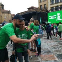 Fotos Carrera Solidaria Asturias contra el Cáncer, AECC en marcha