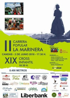 "Carrera Popular ""La Marinera"" Candás"