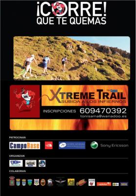 Xtreme Trail Pajares - Candás