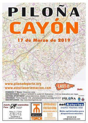 LAST - O Piloña - Cayón