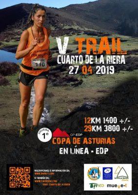 """Trail """"Cuarto de la Riera"""" - Prueba larga"""