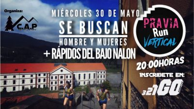 Pravia Run Vertical - Eliminatoria Previa
