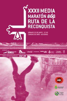 """EDP Media Maratón """"Ruta de la Reconquista"""""""
