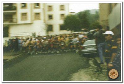 Subida al Angliru 2001