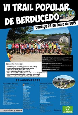 Trail Popular Berducedo - Corto
