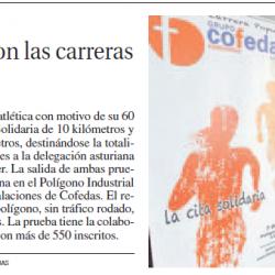 Fotos Carrera Popular Solidaria COFEDAS 5km y 10km