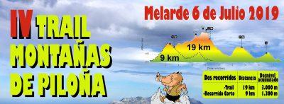 Trail Montañas de Piloña - 19Km
