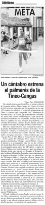 Carrera Tineo - Cangas del Narcea 2003