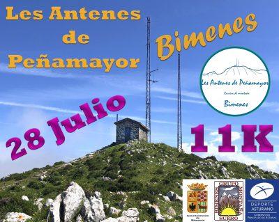 """Carrera de Montaña """"Les Antenes de Peñamayor"""""""