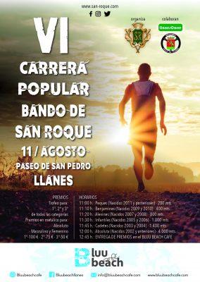 "Carrera Popular ""Bando de San Roque"""