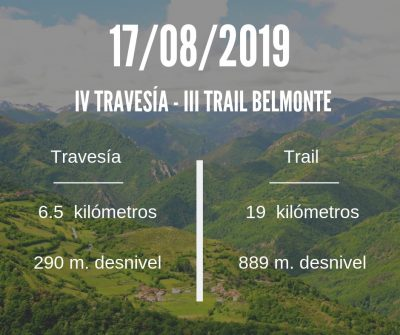 Trail de Belmonte