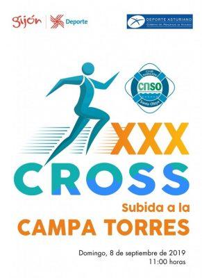 """Cross """"Subida a la Campa Torres"""""""