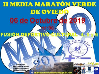 Media Maratón Verde de Oviedo