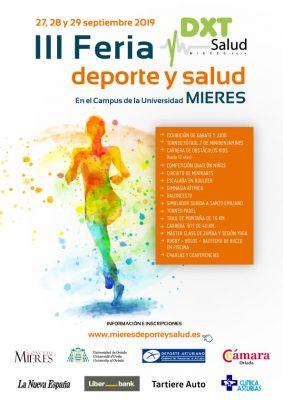 Trail Popular Feria del Deporte y la Salud Mieres