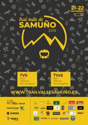 Trail Valle de Samuño - Carrera Corta