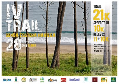 Trail Senda Costera Naviega - Relevos 11+10K
