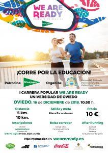 We Are Ready - Universidad de Oviedo - 10km