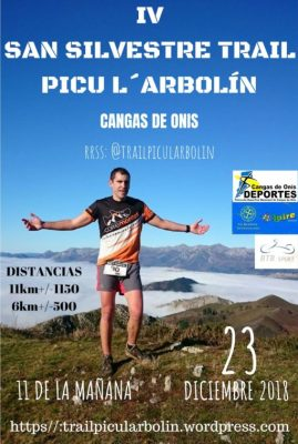 San Silvestre Trail Picu l'Arbolín - 6Km