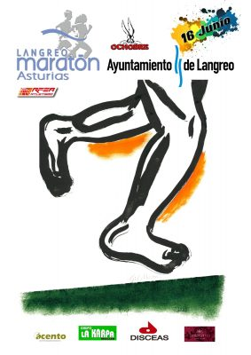 Media Maratón de Langreo