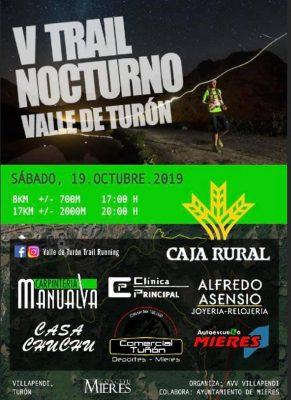 Trail Nocturno Valle de Turón