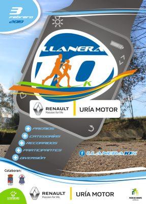Carrera Llanera 10K