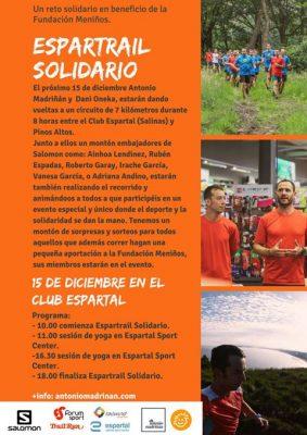 Espartrail Solidario