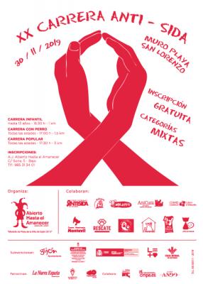 Carrera Popular Anti SIDA - Gijón
