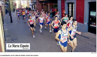 Carrera Popular Candás - Luanco