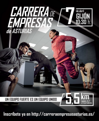 Carrera de las Empresas de Asturias