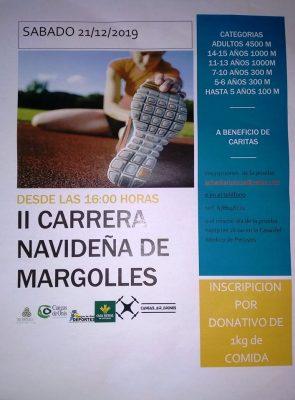 Carrera Solidaria de Margolles