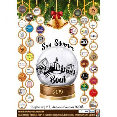 San Silvestre Boal
