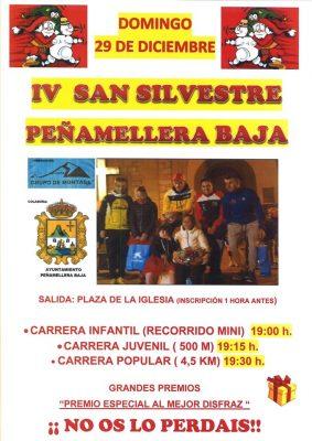San Silvestre Peñamellera Baja