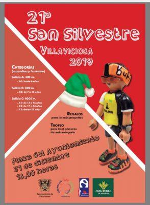 San Silvestre Villaviciosa