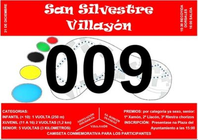 San Silvestre Villayón