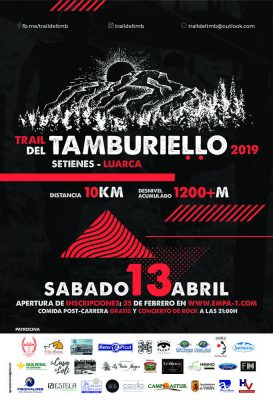 Trail del Tamburieḷḷo