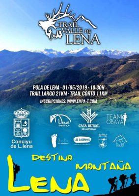 Trail Valle de Lena - Largo