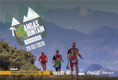 27 Kangas Mountain Maxi Trail 55Km