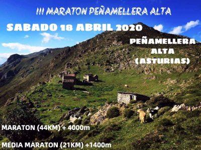 Maratón de Peñamellera Alta