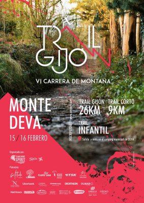 """Carrera de Montaña """"Trail Gijón"""" - Corto"""