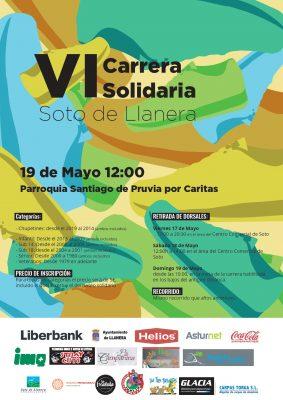 Carrera y Paseo Solidario Soto de Llanera
