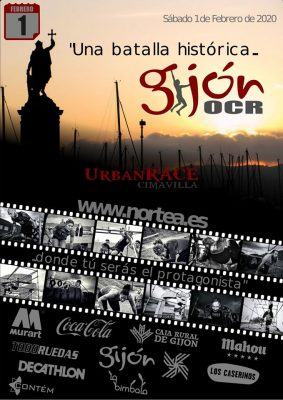 Gijón OCR Series - Urban Race