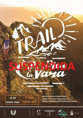 Trail Picu La Vara