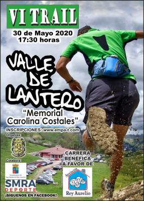 "Trail ""Valle de Lantero"""