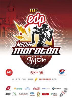 """EDP Media Maratón Gijón """"Villa de Jovellanos"""""""