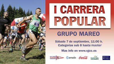 Carrera Popular Grupo Mareo