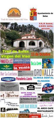 Trail de Salas - Virgen del Viso