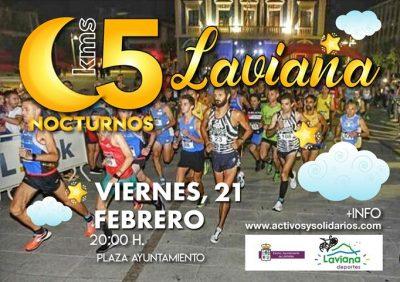 5km Nocturnos de Laviana