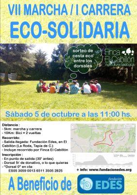 Carrera Eco-Solidaria Fundación Edes