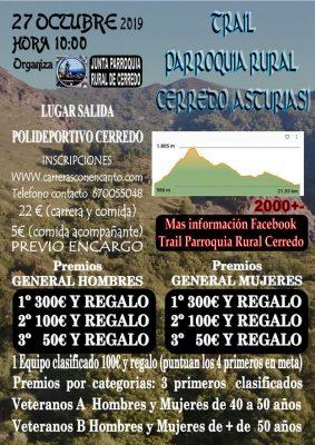 Trail Parroquia Rural de Cerredo